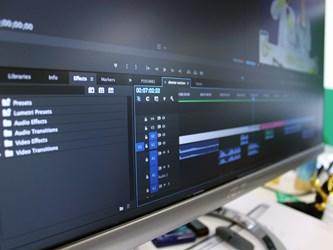 montaje video audio