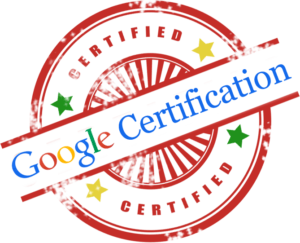 certificat marketing online certificare google
